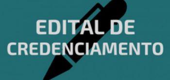 Edital Público de Credenciamento