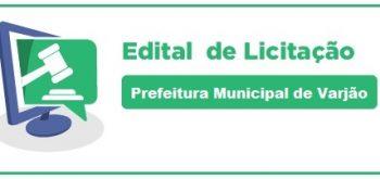 Edital Pregão nº014/2021 Transporte Escolar